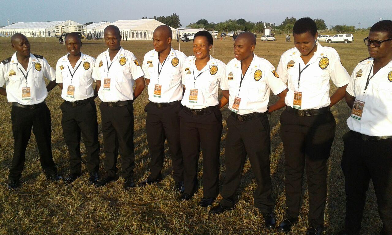 Fire Department Team – Umhlabuyalingana Local